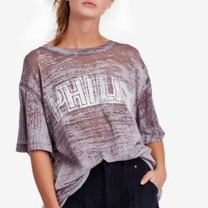 free people we the free philly burnout graphic tee
